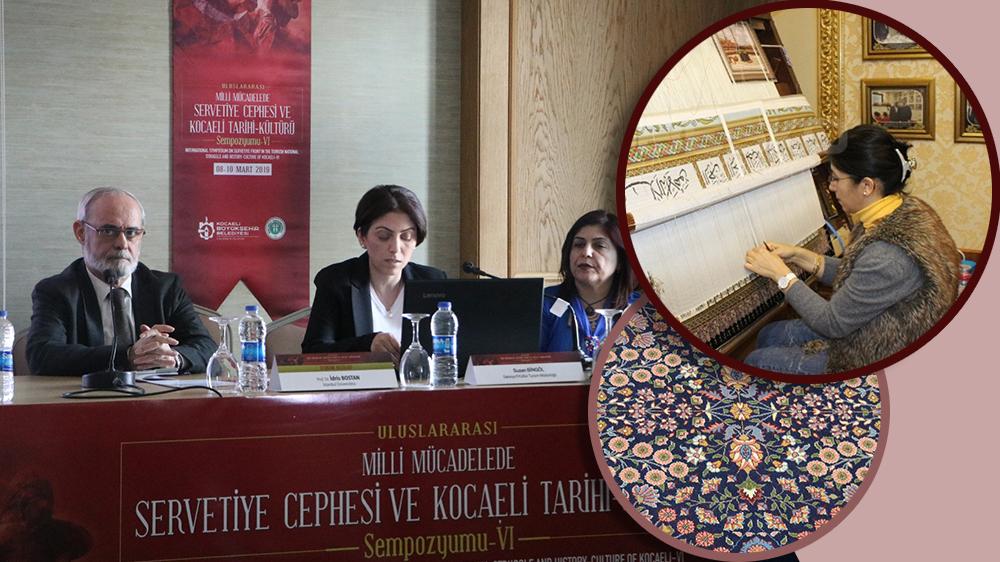 Hereke Halısı Türk Süsleme Sanatı'nın Temelidir