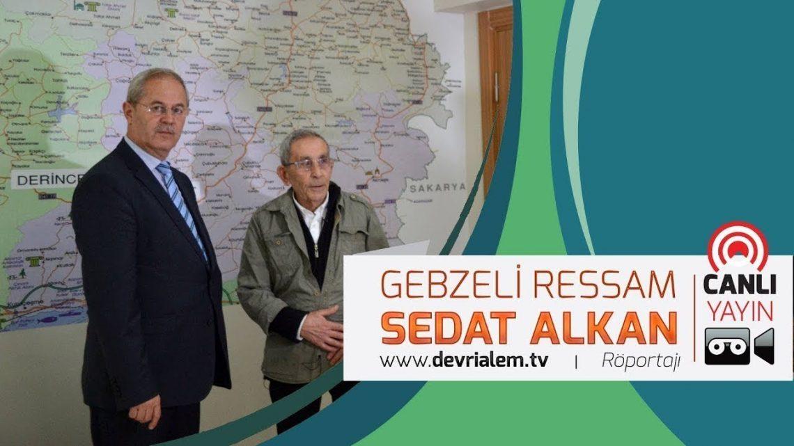 Gebzeli Ressam Sedat Alkan ile Halıcılık Sohbeti